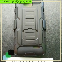 LG L90 - Future Armor Hardcase With Belt Holster Stand Case Casing