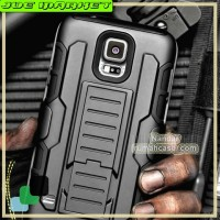 Samsung Galaxy S5 i9600 - Future Armor Hardcase With Belt Clip Holst