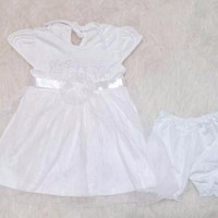 Dress bayi / dress anak / baju anak tutu mommy little baby