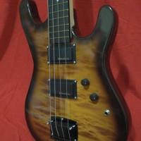gitar bass listrik elektrik fender
