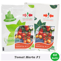 Benih/Bibit Tomat Marta F1 (Cap Panah Merah)