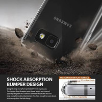 Case ANTI CRACK Samsung J120 J1 2016 Softcase Ultra Clear ANTI SHOCK
