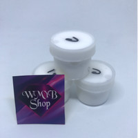 latex lateks latek karet bahan part c slow rising squishy maker kit