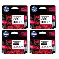 CATRIDGE HP 680 BLACK/COLOUR