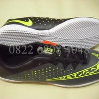 Sepatu Futsal Nike ELASTICO FINALE Grey Black Indoor