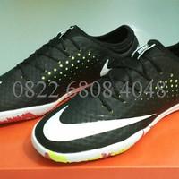 Nike Elastico Finale Black Rainbow [Sepatu Futsal] [Replika Import]