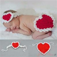 Kostum rajut foto bayi #Love