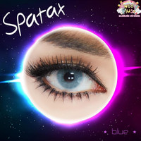 Spatax Blue Softlens by Sweety Plus