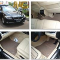 Karpet Comfort Premium Khusus BMW Seri 3 2006-2011 / E90 2 Baris