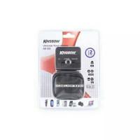charger stop usb kontak travel adapter krisbow / steker