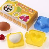 SALE ! Cetakan Telur / Egg Mold (Star & Love) murah berkualitas