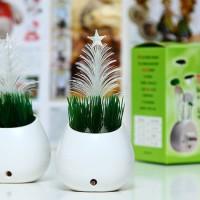 SALE ! LED 7 Warna Natal Cemara dgn Sensor murah berkualitas