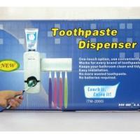 SALE ! Dispenser Odol / Toothpaste & Tempat Sikat Gigi murah