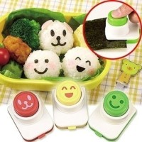 SALE ! Seaweed Nori Puncher Decorating Tools / Cetakan Bento Sayuran