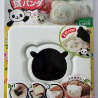 SALE ! Sandwich Mold Panda Cetakan Roti murah berkualitas