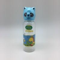Botol Susu Bayi PC Karakter Panda Cap Zippy By OK Baby 240ML OK-213