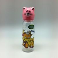 Botol Susu Bayi Zippy + Empeng Dot Silikon Kucing 240ML OK-218