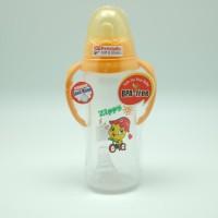 Original Botol Susu Bayi PP Zippy dengan pegangan 250ml OK-10