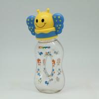 Original Botol Susu Bayi Lengkung Lebah Zippy 150 ml OK-356
