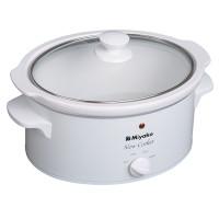 Miyako SC630 Slow Cooker - 6.3 L - Putih