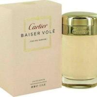 No Box Original Eropa Parfum Cartier Baiser Vole EDP 100 Ml