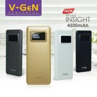Powerbank V-GEN 4500 mAh + led indikator