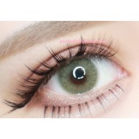 Sweety Hydrocor Green Softlens Softlens by Sweety Plus
