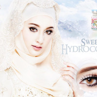 Sweety Hydrocor Brown Softlens Softlens by Sweety Plus