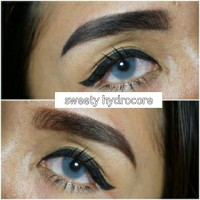 Sweety Hydrocor Blue Softlens Softlens by Sweety Plus
