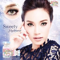 Sweety Hydrocor Gray Softlens Softlens by Sweety Plus
