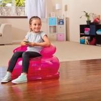 INTEX Jr. Fun Chairs Sofa Pompa Anak | Kursi Angin Udara Mainan |48509