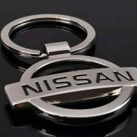 Gantungan Kunci Logo NISSAN. Gantungan kunci Mobil Nissan. Esklusif