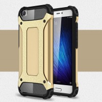 Oppo A37 A 37 Defender Armor Hard Soft Cover Casing Case Sarung Kesing