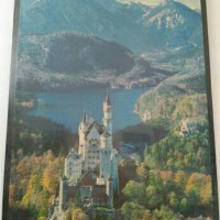 gambar puzzle Neuschwanstein (Jerman) 5000pcs