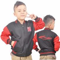 Jaket Anak Laki-Laki Varsity (Baseball) JVSV HJS 963