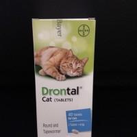 drontal cat / obat cacing untuk kucing