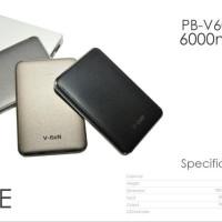 POWERBANK V-GEN 6000 mAh V601