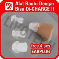BION ALAT BANTU DENGAR K-88 Re-charge-able Hearing Aid K88