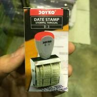 Stempel Tanggal/ Date Stamp D-3 Joyko atk