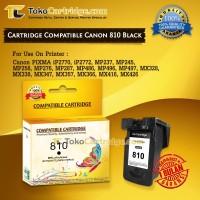 Cartridge Canon PG810 PG 810 Black Catridge IP2770 MP258 MP287 MP497