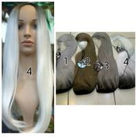 Rambut Palsu / Wig Lace Panjang