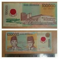 koleksi uang lama 100000 jual murah