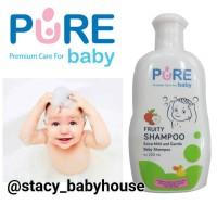 Pure Baby Shampoo Fruity & fruity