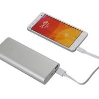 Powerbank Xiaomi Original 16000 mah, uang kembali 2x lipat bila palsu!