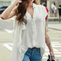 3s. [ Dress Casandra SW] pakaian wanita dress korea warna putih