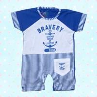baju bayi laki - brave jumper