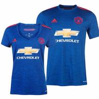 SPECIAL Jersey Manchester United / MU Away Couple Grade Ori 2016/2017