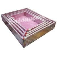 Kotak seserahan Biasa / Box seserahan, Souvenir Pernikahan