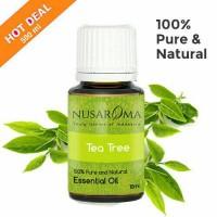 500ml Tea Tree Essential Oil (Minyak Teh) 100% Pure & Natural