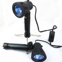 PAKET 2 PCS Mini Portable Foldable Photo Studio Light Lamp Bulb